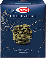 Barilla Collezione Tagliatelle Spinaci Emballage