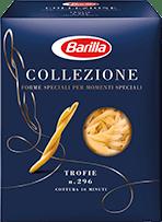 Collezione Trofie Emballage Barilla