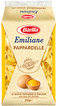 Pappardelle a l oeuf