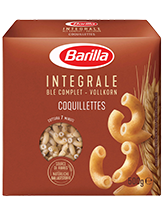 Barilla Integrale Coquillettes Verpackung