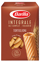 Barilla Integrale Tortiglioni Verpackung