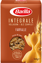 Integrale Farfalle Emballage Barilla