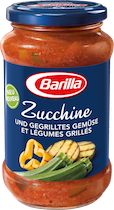 Zucchine et legumes grilles