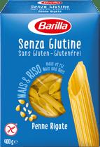 Senza Glutine Penne Rigate