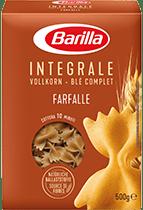 Farfalle Integrale Verpackung - Barilla