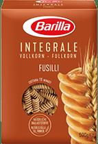 Fusilli Integrale Verpackung Barilla