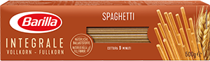 Spaghetti Integrale Verpackung Barilla