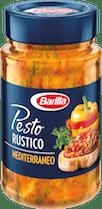 Pesto Rustico Mediterranes Gemüse