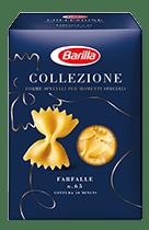 Collezione Farfalle Verpackung Barilla