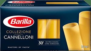 Collezione Cannelloni Verpackung Barilla