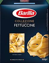 Collezione Fettuccine Verpackung Barilla