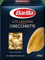 Collezione Orecchiette Verpackung Barilla