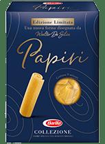 Collezione Papiri Verpackung Barilla