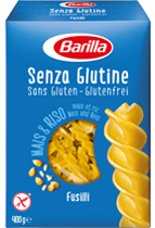 Senza Glutine Fusilli