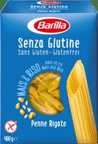 Senza Glutine Penne Rigate Verpackung Barilla