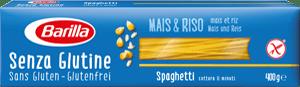 Senza Glutine Spaghetti Verpackung Barilla