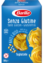 Senza Glutine Tagliatelle Verpackung Barilla