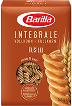 Integrale Fusilli Verpackung Barilla