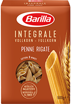 Integrale Penne Rigate Verpackung Barilla