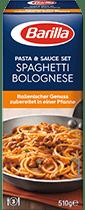 Pasta & Sauce Set für Spaghetti Bolognese