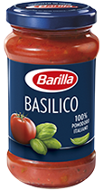 Sauce Basilico Glas Barilla