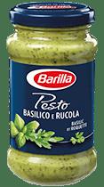 Pesto Basilico e Rucola Glas Barilla