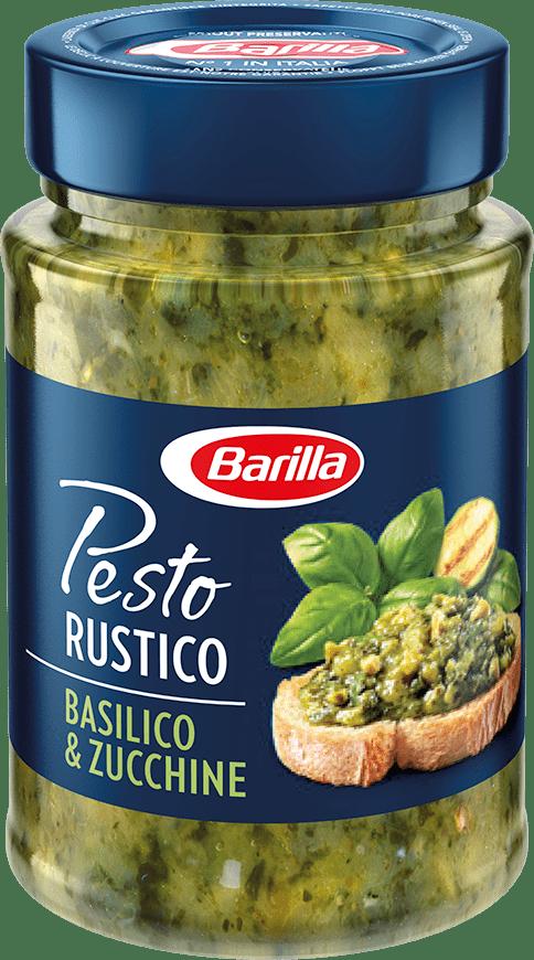 Pesto Rustico Basilico e Zucchine Glas Barilla
