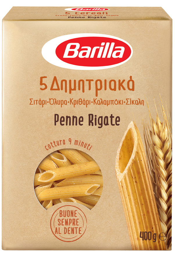 Penne 5 Cereals Relaunch 2021
