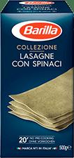 Collezione - Lasagne Verdi - Barilla