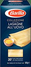 Collezione - Lasagne Uovo - Barilla