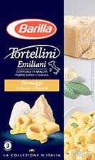 Collezione - Tortellini ΜΕ ΤΥΡΙΑ - Barilla