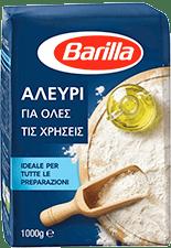 ΑΛΕΥΡΙ ΓΙΑ ΟΛΕΣ ΤΙΣ ΧΡΗΣΕΙΣ - Barilla