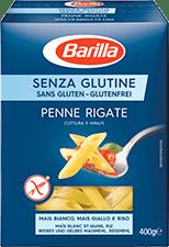 ΧΩΡΙΣ ΓΛΟΥΤΕΝΗ - Penne Rigate - Barilla