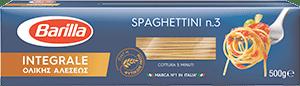 ΟΛΙΚΗΣ ΑΛΕΣΕΩΣ - Spaghettini - Barilla