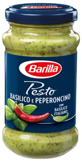Pesto Basilico Peperoncino 2021