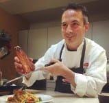 Chef Andrea Tranchero Instagram