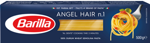 Classic Blue Box Angel Hair Pasta