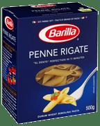 Classic Blue Box Penne Rigate Pasta