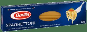 Classic Blue Box Spaghettoni Pasta