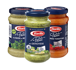 Pesto Sauce Pack Comp
