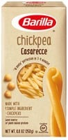 Chickpea Casarecce