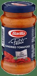 Sundried Tomato Pesto Sauce