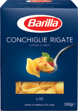 Collezioni - Conchiglie Rigate - Barilla