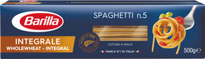 Whole Grain - Spaghetti - Barilla