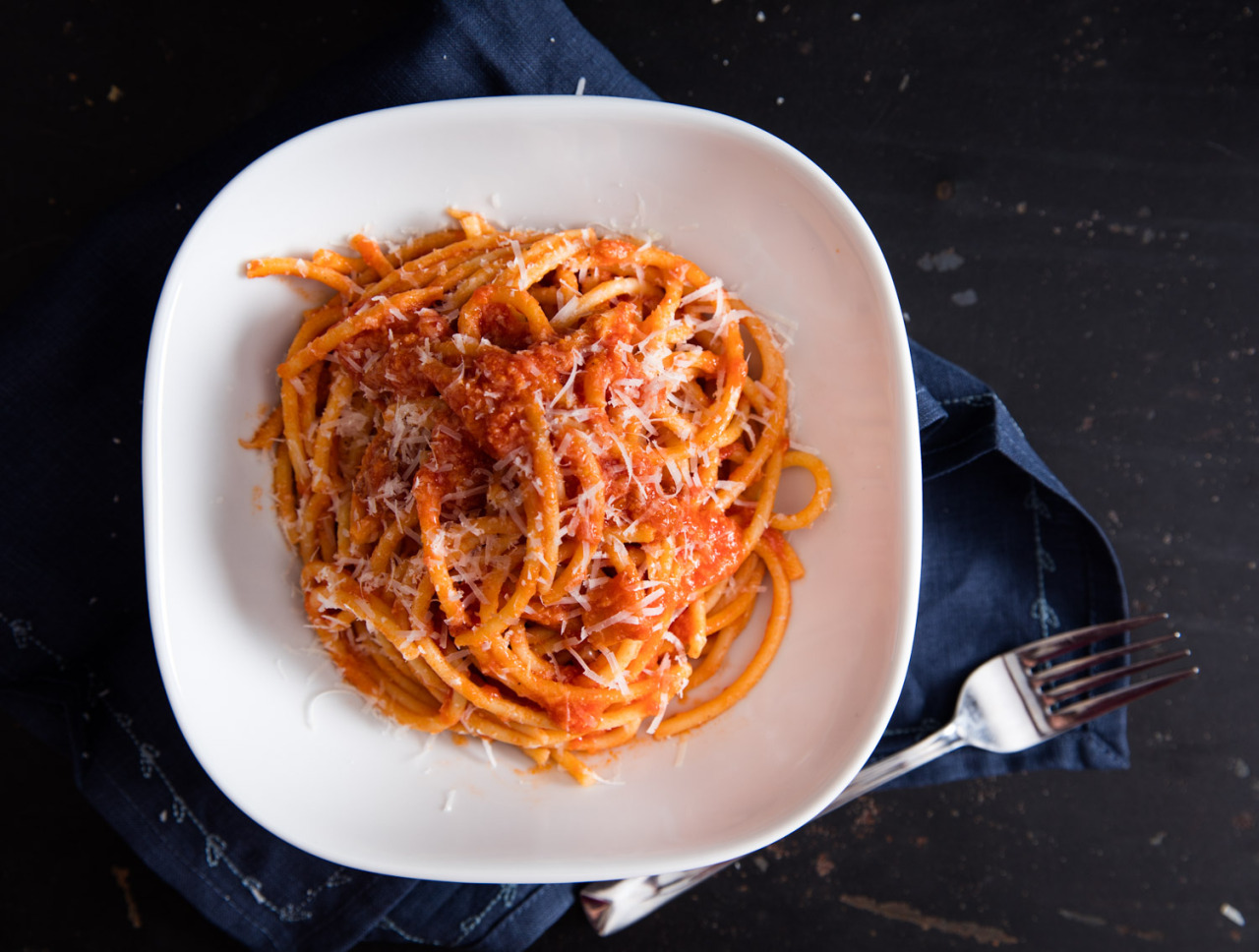 Serious Eats Bucatini Alla Amatriciana Recipe