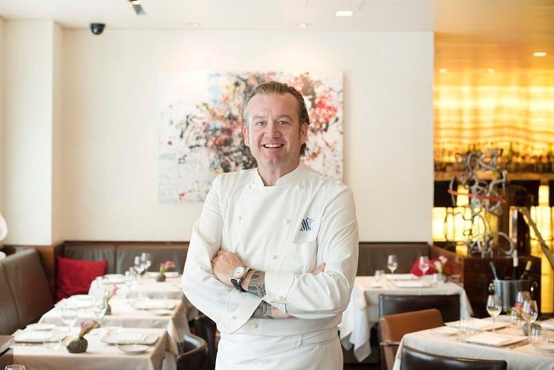 Chef Michael White's Tortellini Treviso Prosciutto