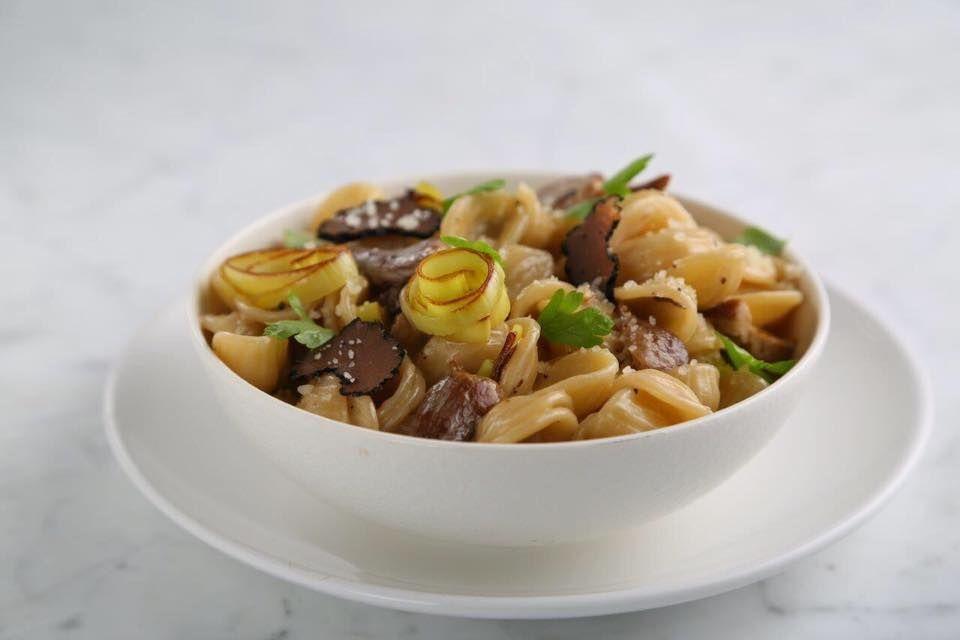 Collezione Orecchiette Recipe with Truffle Sauce