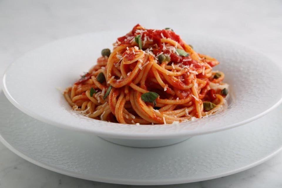Spaghetti Recipe with San Marzano Tomatoes