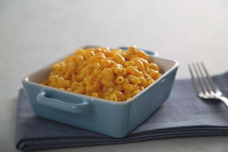 Lightened Up Mac and Cheese Recipe