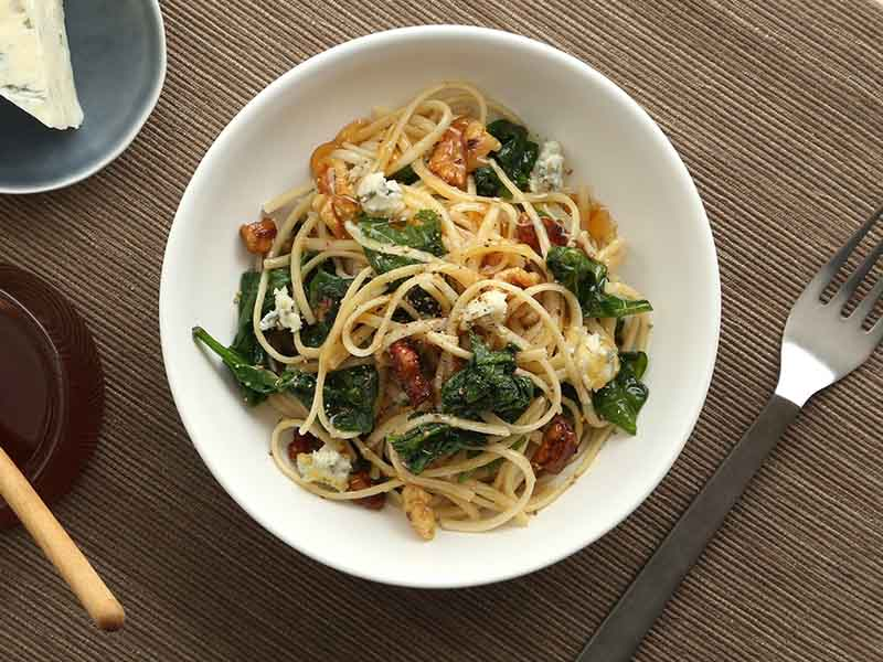 Black Pepper and Amber Honey Linguine Fini Recipe